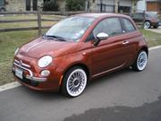 Fiat Only 3400 miles 2013 - Fiat 500