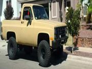 Chevrolet 1984 Chevrolet Blazer 2 DOOR